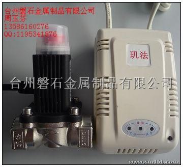 供应家用天然气电磁阀及燃气泄露报警器